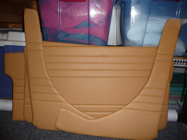Interior Panel Kits Amp Boot Cover