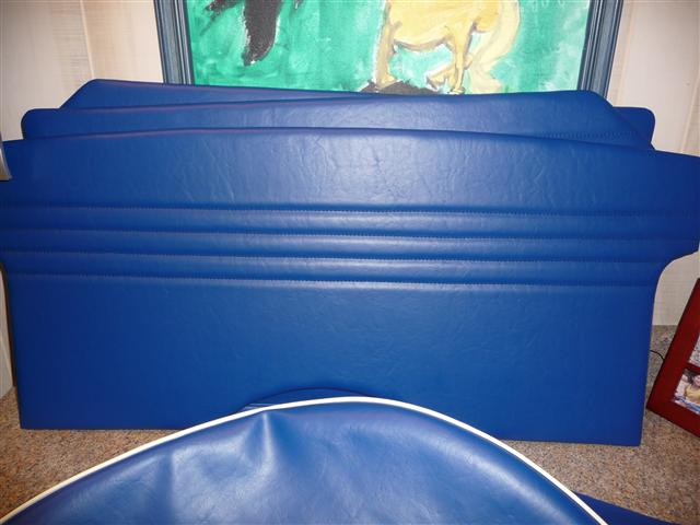 Interior Panel Kits & Boot Cover